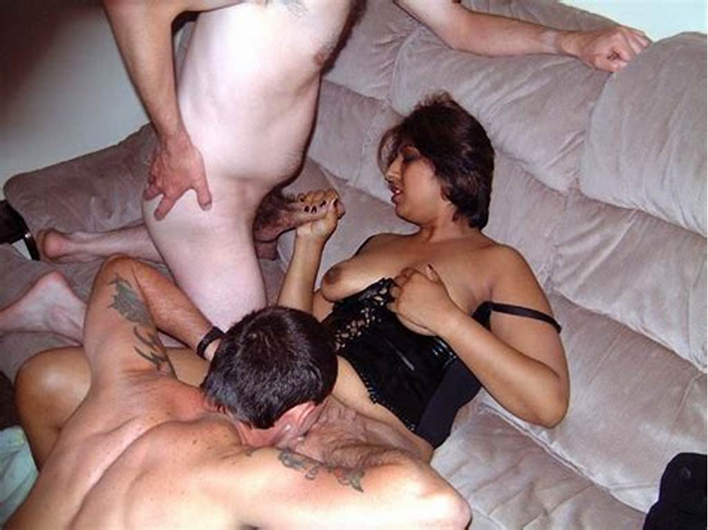 #Indian #Housewives #Kinky #Threesome