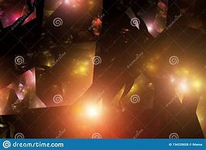 Abstract, Color, Dynamic, Background, With, Lighting, Effect