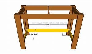 Simple Desk Plans