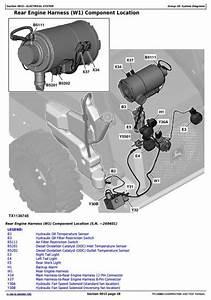 John Deere 326e Skid Steer Loader W  Manual Controls