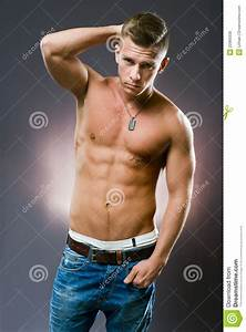 Very Fit Young Guy  Stock Image  Image Of Hunk  Abdominal