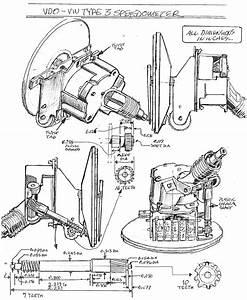 Saab Journal  Vw Vintage Vdo Speedometer Rebuild