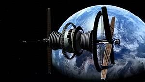 Bernal Sphere Space Habitat - Updated Flyby