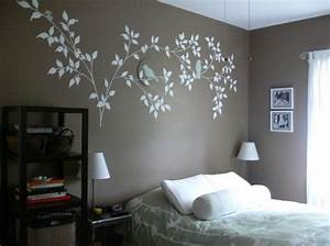 7 bedroom wall decorating ideas for teenagers home for Wall decorating ideas for bedrooms