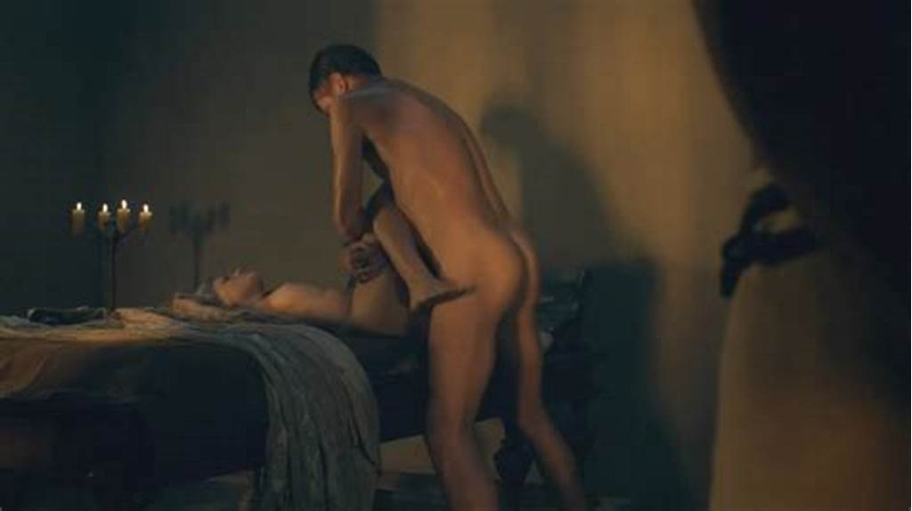 #Bonnie #Sveen #Naked #In #Spartacus #Vengeance #S02E02