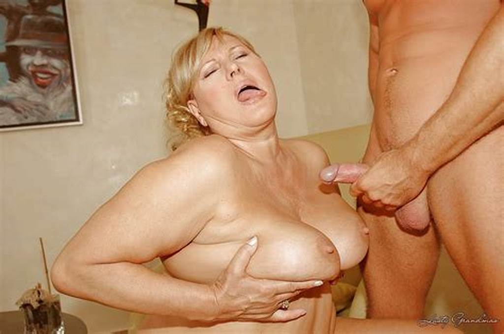 #Buxom #Mature #Babe #Lotta #Noletty #Gives #A #Blowjob #And #Gets