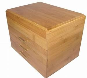 Schmuckkästchen Aus Holz : xl schmuckk stchen bambus kollektion holz schmuck neu ebay ~ Watch28wear.com Haus und Dekorationen