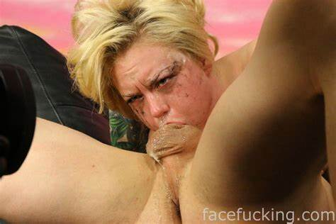 Good Blonde Shocking Pounding Deepthroats