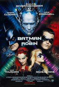 Month of Superhero Film Reviews 2: Batman & Robin | The ...