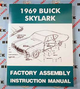 Wiring Diagram Manual 1969 A Body  Cars  908  369