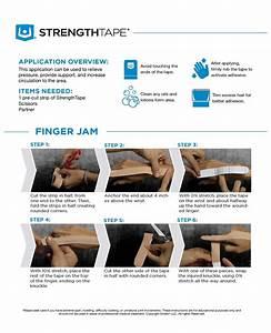 Finger Jam Instructions  Fingerjamtreatment
