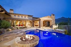 Full HD Luxury House Wallpaper