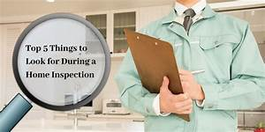 The Top 5 Things To Look For When Inspecting Your First