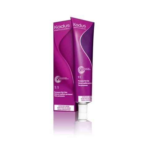 Kadus Professional Permanent Hair Color 2 Oz - 10A Ash