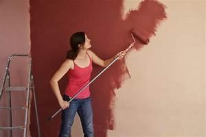 Farbbedarf Berechnen : wand oder tapete mit dispersionsfarbe streichen 7 tipps ~ Themetempest.com Abrechnung