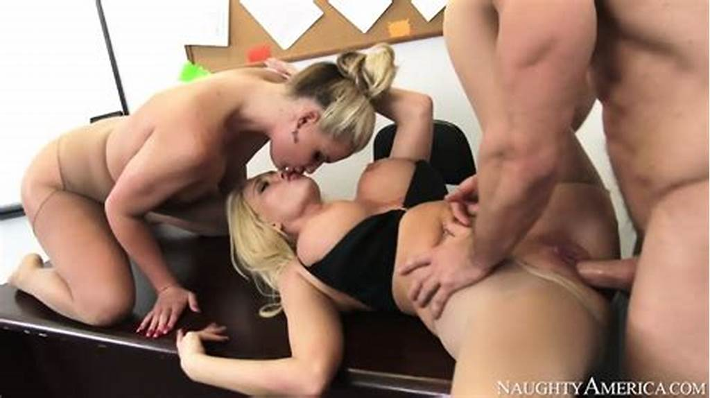 #Threesome #With #Sexy #Teachers
