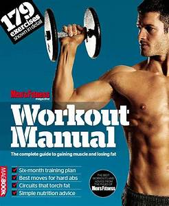Men U0026 39 S Fitness Workout Manual