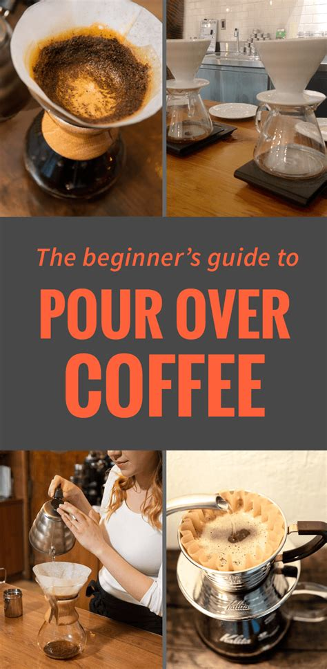 Jump to recipe 66 comments ». Pour Over Coffee: The Beginners Guide (Recipe + Brewing Tips)   Recipe   Gourmet coffee, Pour ...