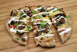 Tynn Pizzabunn Uten Heving  Italiensk Pizzabunn