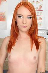Red head porn star