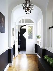 Peindre Couloir Deux Couleurs : peindre couloir deux couleurs peinture je transforme mes portes en lments dco couleur mur ~ Preciouscoupons.com Idées de Décoration