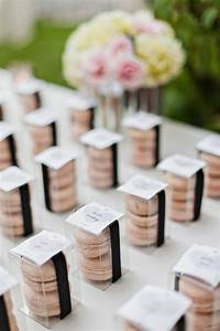 4 elegant wedding favor ideas With wedding party favor ideas