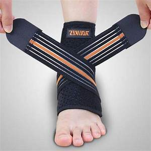 Ankle Brace  U0026 Achilles Tendon Support Wrap Sleeve