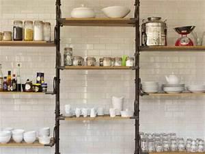 Rangement Mural Cuisine : 9 astuces de rangement pour optimiser l espace de sa cuisine ~ Preciouscoupons.com Idées de Décoration