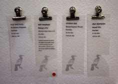 exhib au bureau épinglé par ïs southiphong sur signaletique