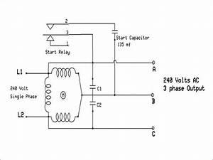 Wiring Diagram For A Single Phase Motor 230 V Szliachta