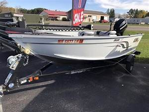 Alumacraft Escape 145 Tiller Boats For Sale