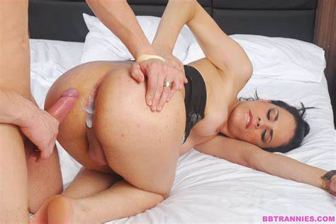 After Assfuck Porn She Sucked His Cock And Creampie Cumshot