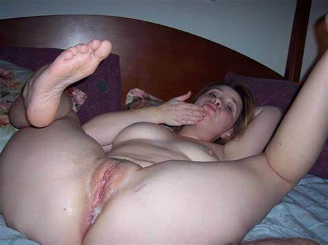 Thick Creampied Pregnant Stepdaddy