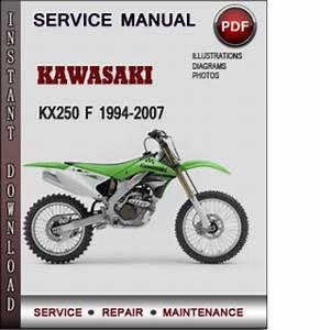 Kawasaki Kx250 F 1994