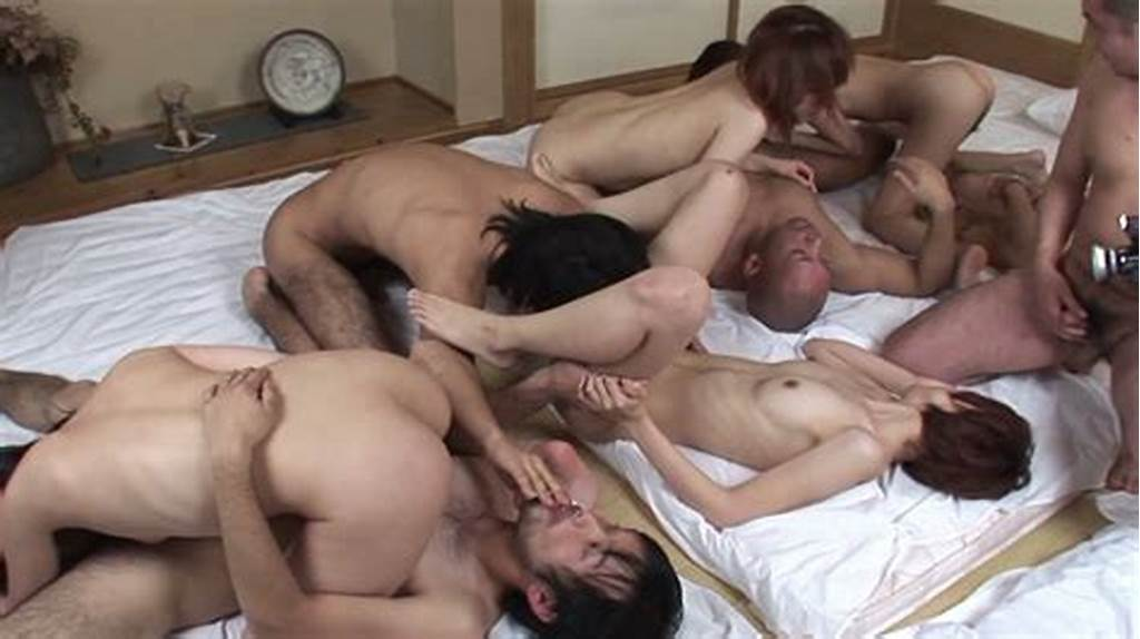 #Dirty #Asian #Girlies #Have #Nasty #Orgy #Fuck #Fest #With #Hungry