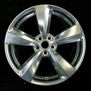 "19"" INCH FORD MUSTANG 2018 POLISHED OEM Factory Original Alloy Wheel Rim 10158 