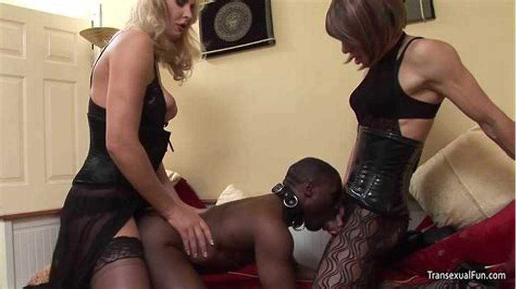 #Shemale #Mistress #And #Cd #Dominate #Black #Slave