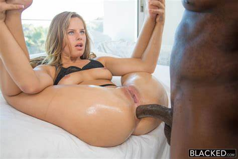 Tough Casting Sweet Chick Interracial Threesome