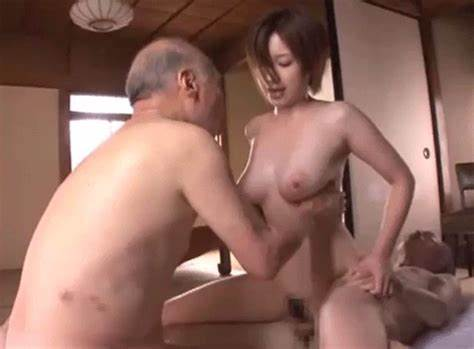 Grandpa And Cheerleader Nailed What A Groans Baby Being Penetrated By Brother Yamada With The