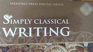 Classical Writing For Little Ones  Review