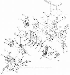 Campbell Hausfeld Hu350100 Parts Diagram For Air