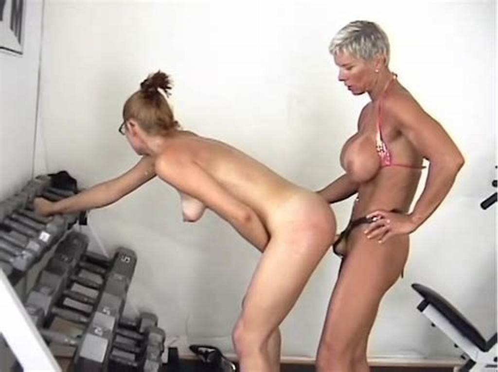 #Muscle #Butch #Gives #Teen #A #Workout