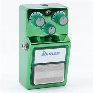 Ibanez Ts9 30th Anniversary Overdrive Guitar Effects Pedal