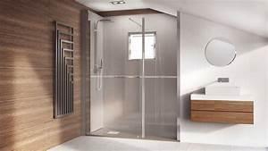 best salle de douche moderne photos lalawgroupus With modeles de salle de bains avec douche
