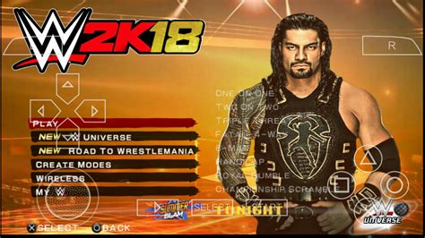 Wwe 2k18 ppsspp game on android for free download mod. Wwe 2k18 For Ppsspp Download - cleverangel