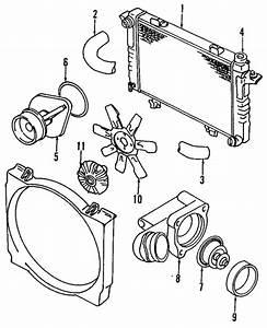 Radiator  U0026 Components For 2014 Ram 3500