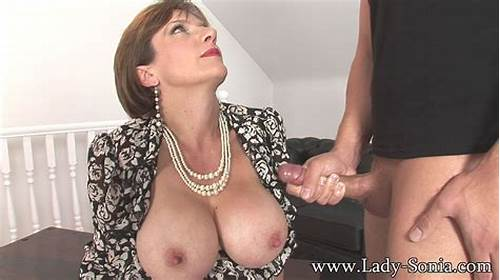 Comely Solid Tit Mature Gives Good Sucks #Cheating #Big #Tits #Handjob #Milf #Housewife #Seduction