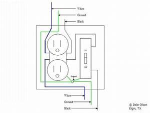 Extension Cord Circuit Diagram