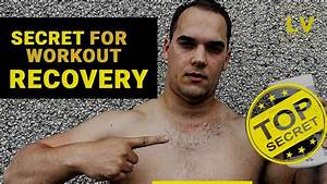 Muscle Recovery After Workout - Secret Of Recovery