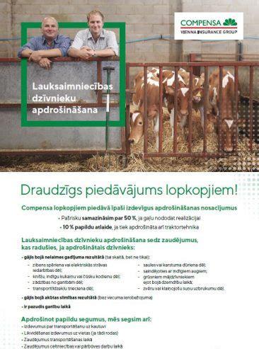 Apdrošināšana lauksaimniekiem - LAUKIEM.eu
